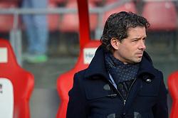 13-12-2015 NED: FC Utrecht - AFC Ajax, Utrecht<br /> Utrecht verslaat Ajax opnieuw in de Galgenwaard 1-0 / Ass Coach Jean-Paul de Jong