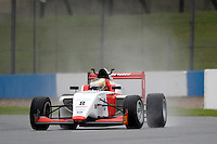 #8 Toby SOWERY (GBR)  Lanan Racing  Tatuus-Cosworth. BRDC British Formula 3 Championship at Donington Park, Melbourne, Leicestershire, United Kingdom. September 10 2016. World Copyright Peter Taylor/PSP.
