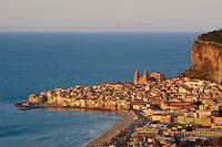 Italie, Sicile, district de Palerme, Cefalu // Italy, Sicily, Palermo district, Cefalu