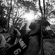 The ROOTS RUN 2015 was a three days motorcycle adventure across four provinces of Panama (Cocle, Los Santos, Herrera, Veraguas) camping and exploring unusual roads. 25 participants took part in the event put together by Urraca Kustom Motorcycles Shop from Panama City, Panama.<br /> The Roots Run was the first ever of his kind in Panama and was a complete success.