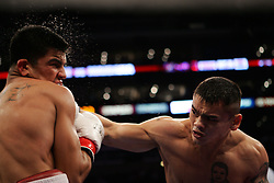 JUNE 27TH 2009, Victo Oritz loses to Marcos Maidana in Los Angeles, CA at Staple Center.