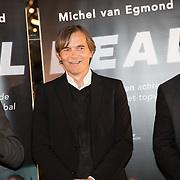 NLD/Scheveningen/20171107 - Boekpresentatie Deal, Phillip Cocu en Dirk Kuyt