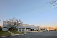 Commercial real estate photography of warehouse in Savage, MD by Jeffrey Sauers of Commercial Photographics