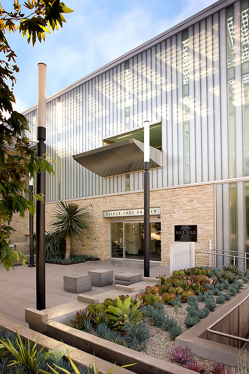 Silver Lake Library Los Angeles, CA USA ID 5591 # 12