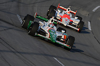 Tony Kanaan, Meijer Indy 300, Kentucky Speedway, Sparta, KY USA  8/1/08