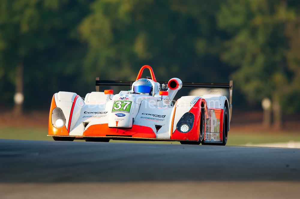 #37 Intersport Racing Cooper Prototype Lite: Ricardo Vera