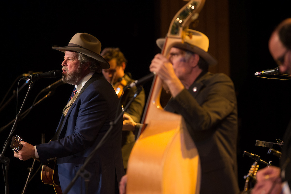 Robert Earl Keen in concert at the Cailloux Theater in Kerrville, Texas, February 21, 2015. Photograph © 2015 Darren Carroll.