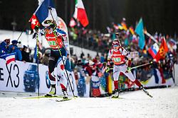 Jessica Jislova (CZE) during the Mixed Relay 2x 6 km / 2x 7,5 km at day 3 of IBU Biathlon World Cup 2019/20 Pokljuka, on January 23, 2020 in Rudno polje, Pokljuka, Pokljuka, Slovenia. Photo by Peter Podobnik / Sportida