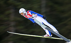 19.12.2014, Nordische Arena, Ramsau, AUT, FIS Nordische Kombination Weltcup, Skisprung, PCR, im Bild Joergen Graabak (NOR) // during Ski Jumping of FIS Nordic Combined World Cup, at the Nordic Arena in Ramsau, Austria on 2014/12/19. EXPA Pictures © 2014, EXPA/ JFK