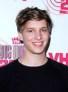 """George Ezra attends VH1's """"Big Music in 2015: You Oughta Know"""" concert at The Armory Foundation in New York City, New York on November 12, 2015."""