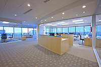Interior photography of Baltimore MD law firm Duane Morris by Jeffrey Sauers of Commercial Photographics