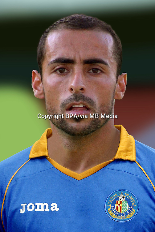 Diego Castro ( Getafe CF )