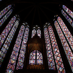 St. Chapelle, Paris