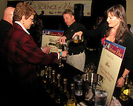 A glimpse at the 3rd annual 'Science of Wine' fundraising event at the Boonshoft Museum of Discovery in Dayton, Saturday, January 30, 2010, benefiting the museum's STEM program,