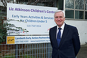 London, United Kingdom - 7 March 2018<br /> EQUINOX PICTURE EXCLUSIVE - Labour Party Shadow Chancellor John McDonnell and Shadow Communities Secretary Andrew Gwynne visiting the Liz Atkinson Children's Centre, Lambeth, London, England, UK, They were visiting the centre to highlight Conservative austerity cuts to children's centres. Europe.www.newspics.com/#!/contact<br /> (photo by: EQUINOXFEATURES.COM)<br /> Picture Data:<br /> Photographer: Equinox Features<br /> Copyright: &copy;2018 Equinox Licensing Ltd. +448700 780000<br /> Contact: Equinox Features<br /> Date Taken: 20180307<br /> Time Taken: 12125557