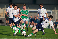 151101 Northern Ireland U16 v Rep Ireland U16