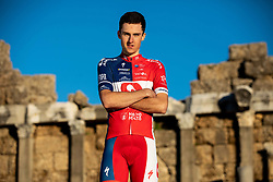 Gorazd Per during photo session of KK Adria Mobil before new cycling season, on January 17, 2019 in Side, Turkey. Photo by Vid Ponikvar / Sportida