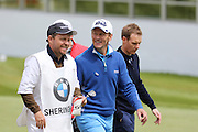 Teddy Sheringham at the BMW PGA Championship Celebrity Pro-Am Challenge at the Wentworth Club, Virginia Water, United Kingdom on 20 May 2015