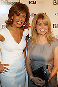 l to r: Hoda Koth and Kathy Lee Gifford at The 2009 Billboard Women in Music Event held at The Pierre Hotel on October 2, 2009 in New York City
