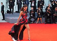 Patricia Contreras at the premiere of the film The Leisure Seeker (Ella & John) at the 74th Venice Film Festival, Sala Grande on Sunday 3 September 2017, Venice Lido, Italy.