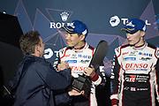 March 12-15, 2019: 1000 Miles of Sebring, World Endurance Championship. Kamui Kobayashi,  Toyota Racing, Toyota TS050 Hybrid