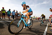 Tony Gallopin (FRA - AG2R - La Mondiale), during the UCI World Tour, Tour of Spain (Vuelta) 2018, Stage 9, Talavera de la Reina - La Covatilla 200,8 km in Spain, on September 3rd, 2018 - Photo Luca Bettini / BettiniPhoto / ProSportsImages / DPPI