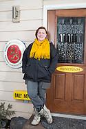 Hanna Eklund, 38 år, Finlands honorärkonsul i Anchorage, Alaska, USA