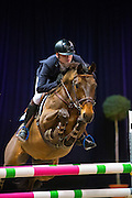 Rink Jan Dijkstra - Sanchez<br /> Indoor Drachten 2017<br /> © DigiShots