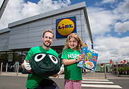 NSPCC | Cereal Boxes Lidl