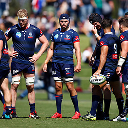 General views during the super rugby match between the Melbourne Rebels and the Cell C Sharks at the  Mars Stadium,Ballarat,Western suburbs of Melbourne,Victoria, Australia, 22,020,2020 (Photo Steve Haag /HollywoodBets)