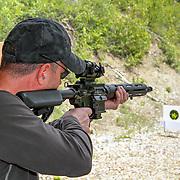 Rifle/Handgun Target Shooting