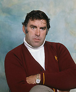 Portrait of All Black Colin Meads taken at Taumarunui on 2 June 1980.<br /> Copyright photo: Ron Cooke / www.photosport.co.nz