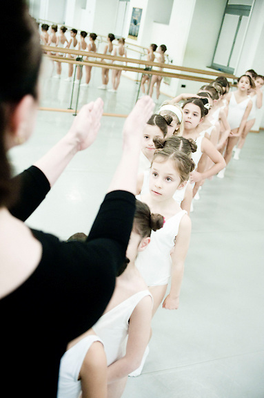 The Dance Department of &quot;Teatro alla Scala Academy&quot; hold propaedeutic courses for children from five-six years old. The aim is to bring them to the ballet and make them passionate of it trough ludic approach, letting them to discover music and rhythm and developing their physical and musical potentialities.  <br /> The Department of Dance was created from the experience of historical Dance School of &quot;Teatro alla Scala&quot;, founded in Milan in 1813. <br /> The &quot;Teatro alla Scala Academy&quot; with its four Departments, was established in 2001 as a Foundation in order to give autonomy to the Schools, Training and Development Department of the Teatro alla Scala itself. It's a complete University for performing Arts that prepares more than 400 new talents every year.<br /> <br /> Academy Ballet  School  of  'Teatro alla Scala'.