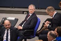 12 FEB 2017, BERLIN/GERMANY:<br /> Christoph Butterwegge (M), Kandidat der Linken fuer das Amt des Bundespraesidenten und Politikwissenschaftler, 16. Bundesversammlung zur Wahl des Bundespraesidenten, Reichstagsgebaeude, Deutscher Bundestag<br /> IMAGE: 20170212-02-074<br /> KEYWORDS; Bundespraesidentenwahl, Bundespr&auml;sidetenwahl