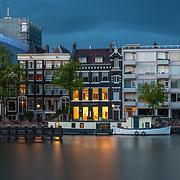 Intercodam Amstel Amsterdam, 100 jarig jubileum. Gevestigd naast Koninklijk Theater Carre