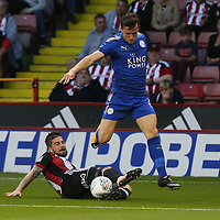 Sheffield United VS Leicester City Carabao Cup Round 1<br /> Tuesday 22th August 2017, Bramall Lane Sheffield<br /> <br /> Pictures - Alex Roebuck / www.alexroebuck.co.uk