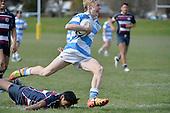 20140901 Hurricanes U15 Tournament - Silverstream v Wanganui City