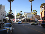 Downtown Brea on Birch Street