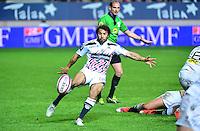 Jerome FILLOL - 24.04.2015 - Stade Francais / Stade Toulousain - 23eme journee de Top 14<br />Photo : Dave Winter / Icon Sport