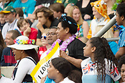 Twickenham, United Kingdom,  26th May 2019, HSBC London Sevens, played at  the RFU Stadium, Twickenham, England, <br /> © Peter SPURRIER: Intersport Images<br /> <br /> 15:32:53  26.05.19