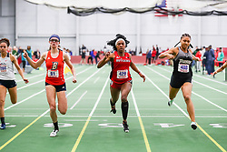 ECAC/IC4A Track and Field Indoor Championships<br /> 60 meter dash, Oniesha Clarke, Rutgers