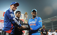 Cricket - India v England 2nd T20 Mumbai