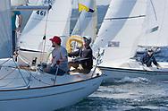 Silvers Marine Scottish Series 2017<br /> Tarbert Loch Fyne - Sailing<br /> <br /> 2481C, Orwell Lass, Alistair N Gay, KOBSC, Nicholson 35<br /> <br /> Credit Marc Turner / PFM