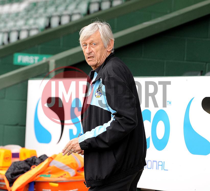 Keef !! - Mandatory byline: Neil Brookman/JMP - 07966386802 - 15/08/2015 - FOOTBALL - Huish Park -Yeovil,England - Yeovi Town v Bristol Rovers - Sky Bet League One