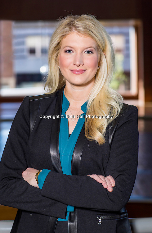 Business portrait photography for Chambers Bank in Fayetteville, Arkansas.