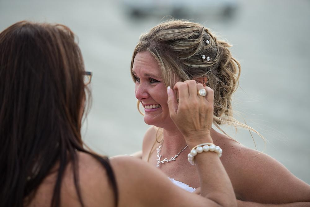 Bart and Courtney Wedding | Emerald Isle NC Photographers