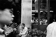 Street scenes, Hong Kong, 1996