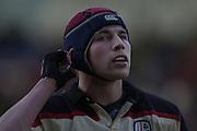 02/03/2003.Sport - 2003 Powergen Cup Semi- final - London Irish v Northampton Saints.Nick Kennedy.