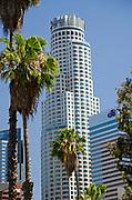 US Bank Skyscraper Los Angels California