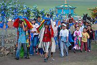 Mongolie. Centre d'initiation chamanique. Shaman. Chamane.  // Shamanisme initiation centre. Mongolia